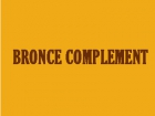 BRONCE COMPLEMENT