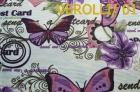 Ткани для штор бабочки
